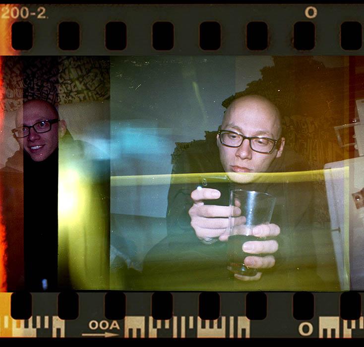 Langzeitbelichtung Lomography mit Diana Mini