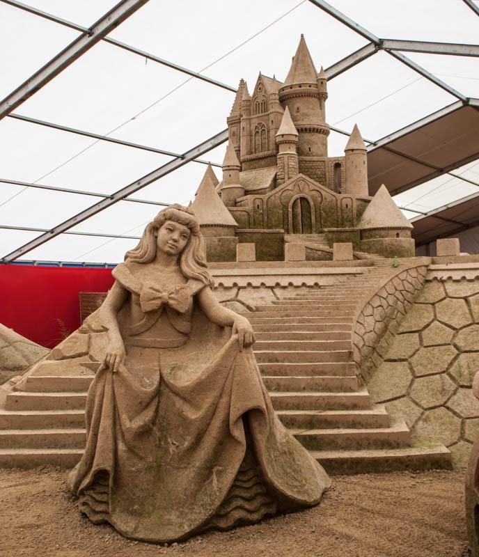 sandskulpturen festival rügen 2012