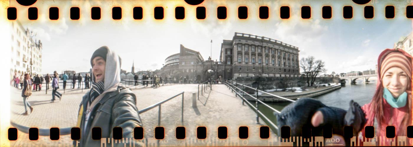 Diese Panoramas stammen von der Spinner und wurden in Stockholm aufgenommen.