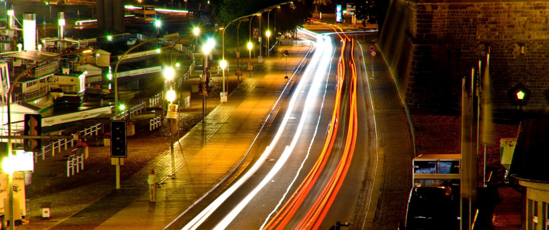 Farben der Nacht - Brühlsche Terasse