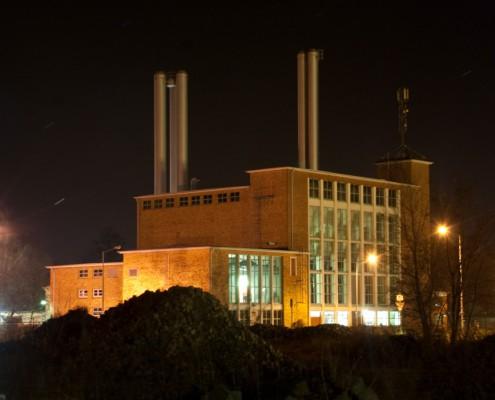 Industrie Fotografie in Dessau Nord