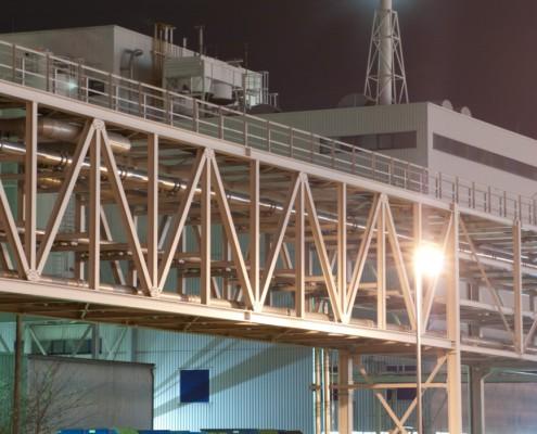 Fotografie von Industrie in Bitterfeld-Wolfen