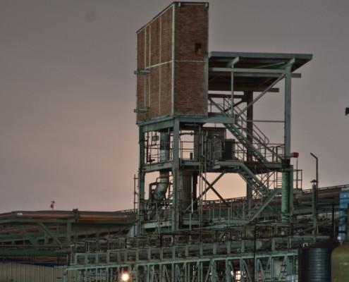 Industriefotografie in Bitterfeld-Wolfen