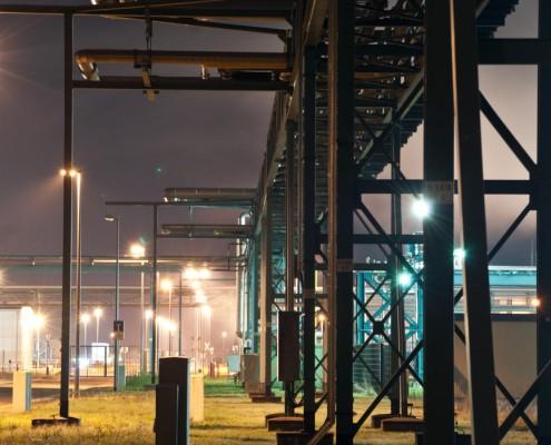 Fotografie bei Nacht Biitterfeld Wolfen