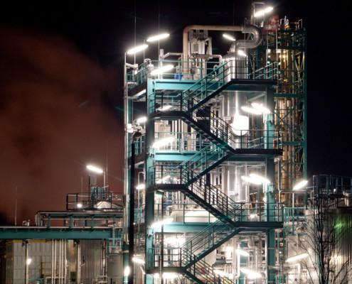 Industrie Fotografie Bitterfeld Wolfen