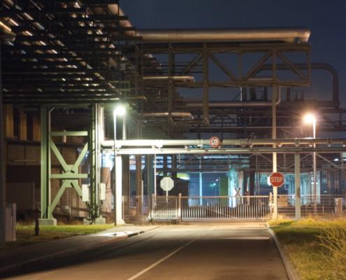 Industrie Fotografie Bitterfeld