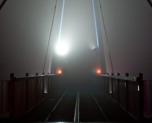 Brücke in Bitterfeld Wolfen
