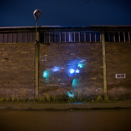 Lightpainting in Dessau