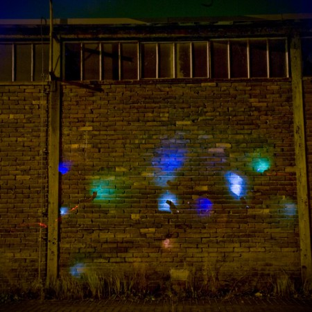 Flashes on the Wall - Fotografie