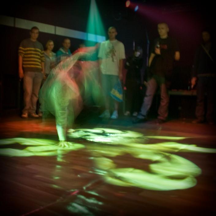 Breakdance Fotografie