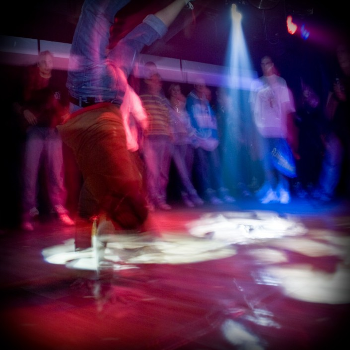 Breakdance im Beatclub Dessau