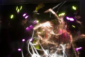 Bodys - Merhfachbelichtung im dunklem Studio