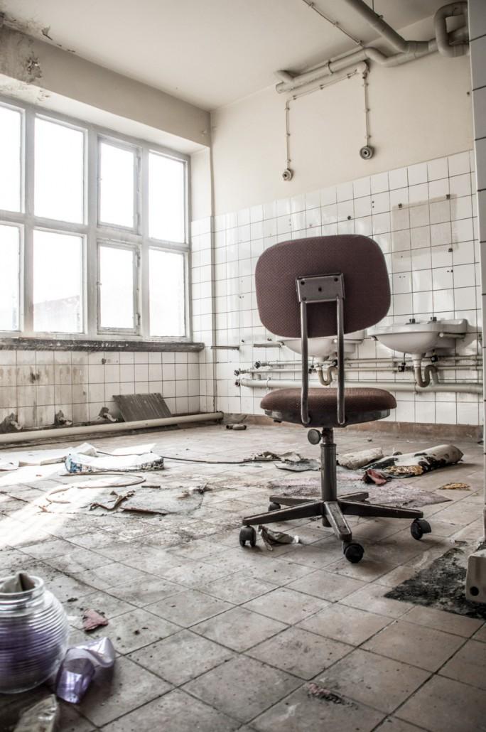 Verlassene Orte in Dessau