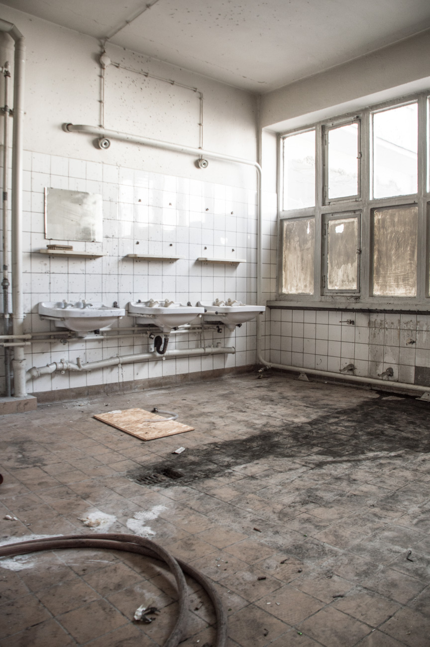 Dessau - Abandoned Places
